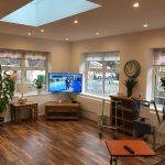 Fitzroy Cottage- Reception Area 1